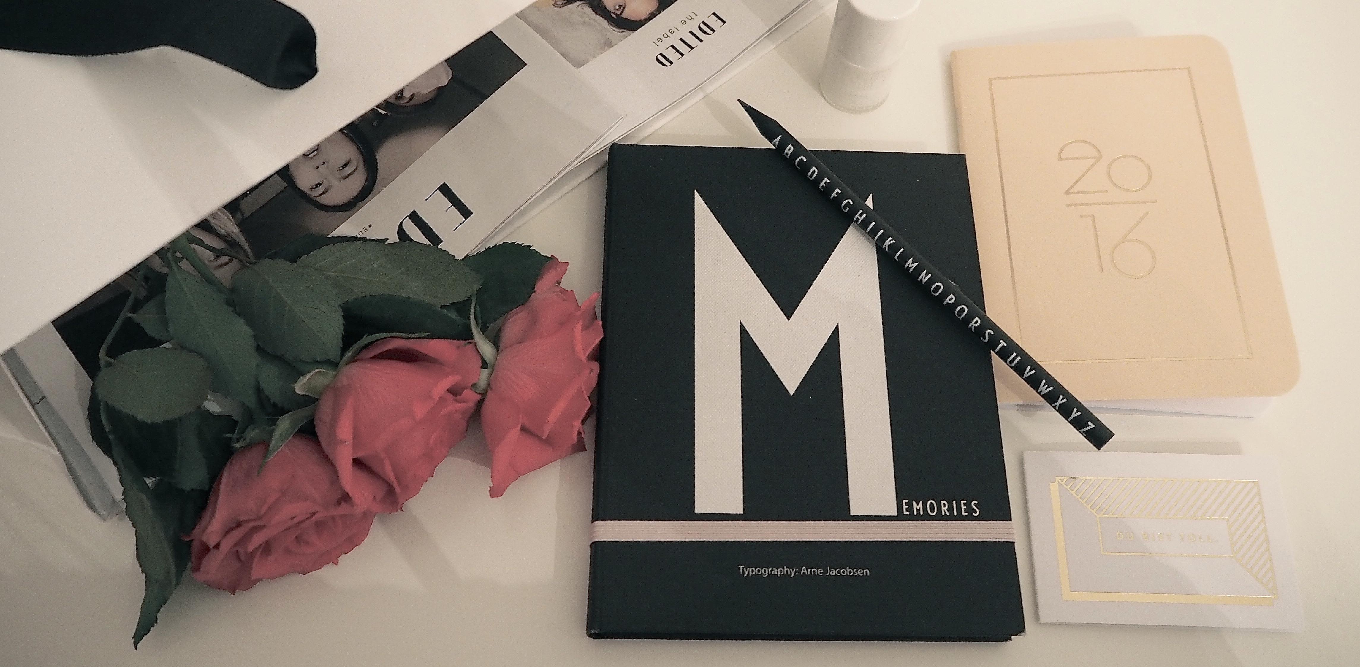 What's in my Bag: Minette und Edited Shop Event.