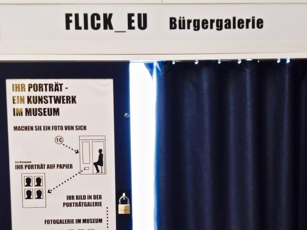 Fotoautomat FLICK_EU