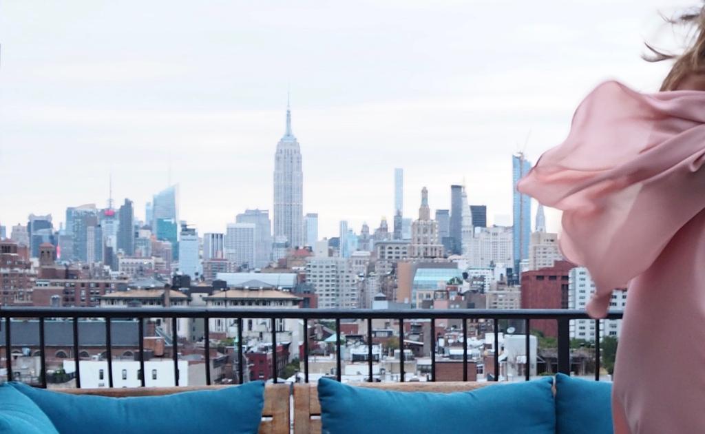 New York Hotel und Rooftop Tipp von Bloggerin Julie en Rose